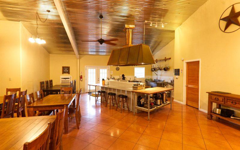 Texas Retreat Center Great Room